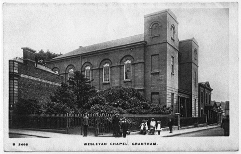 Finkin Street Methodist Chapel, Grantham