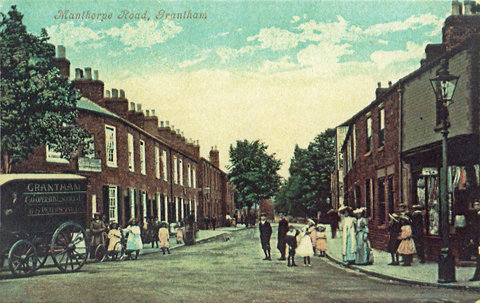Manthorpe Road, Grantham