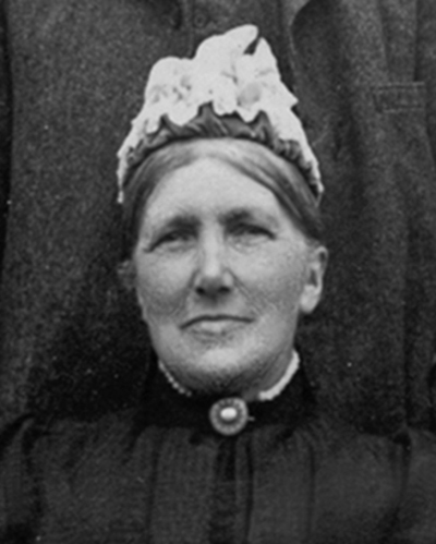 Emma's mother, Mary Shellaker