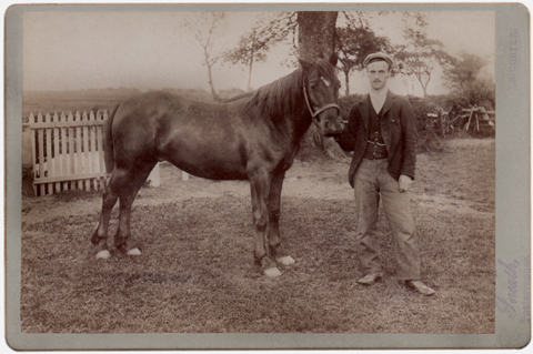 Sam Abell Geary & Horse