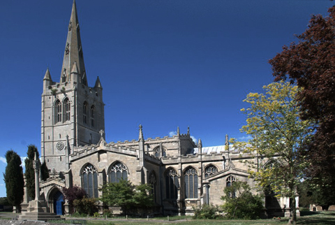 Oakham_Parish_church